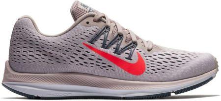finest selection 5eaee 266f9 Nike Air Zoom Winflo 5 W Różowo Szare