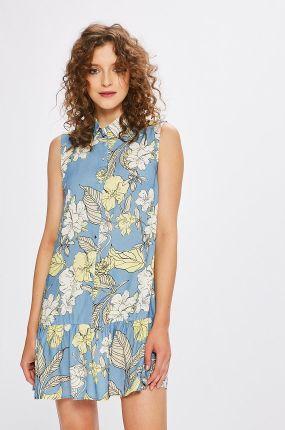 0217c83c41 Podobne produkty do Unisono SUKIENKA 18-13576O PER. Answear - Sukienka  Stripes Vibes answear
