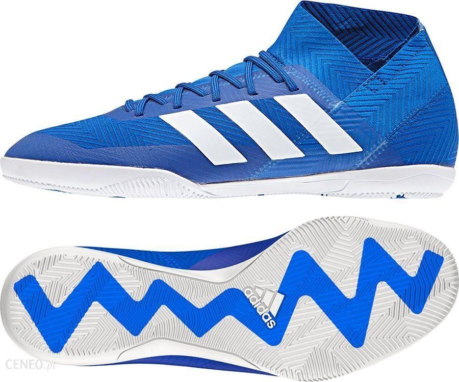 Adidas Buty adidas Nemeziz Tango 18.3 IN DB2196 DB2196 niebieski 44 23 Ceny i opinie Ceneo.pl