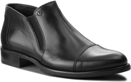 bf207e9333989c Trzewiki CLARKS - Chilver Hi Gtx 261096887 Black Leather - Ceny i ...