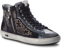 6b0b071365f18 Sneakersy NERO GIARDINI - A806471D Musk Blu 200 eobuwie