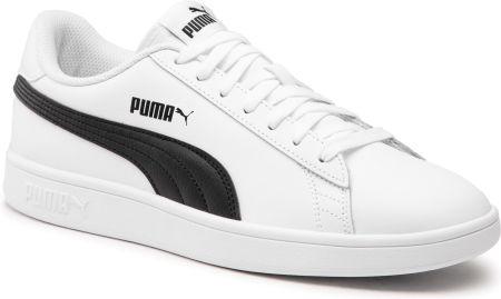 Buty damskie Puma Smash Wns v2 L bia?o czarne 365208 01