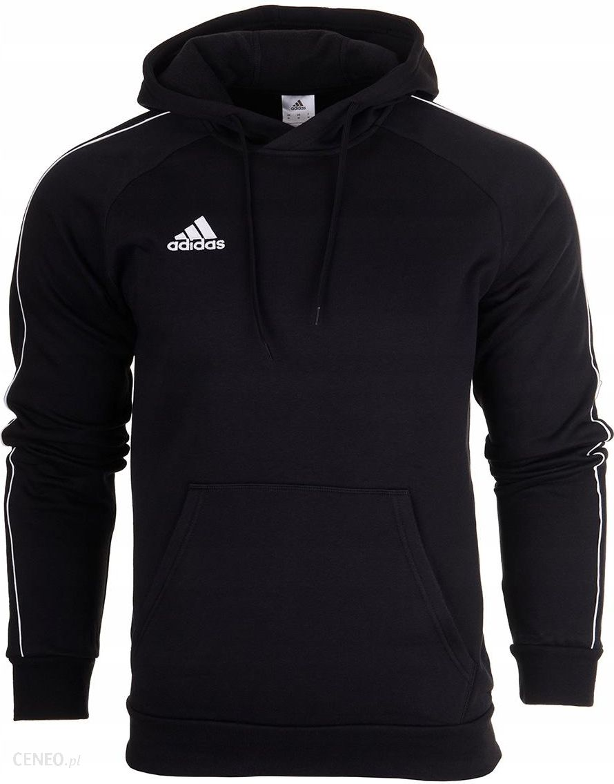adidas Bluza z kapturem adidas Junior Core 18 CV3429