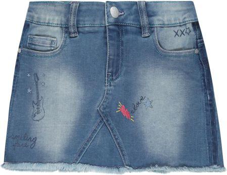 30f679804 Desigual GARGALLA Spódnica jeansowa jeans - Ceny i opinie - Ceneo.pl