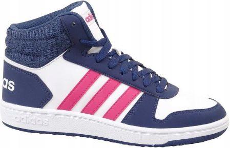 timeless design baa00 79247 Adidas Hoops MID 2.0 B75746 Dziecięce Wysokie 36,5 Allegro