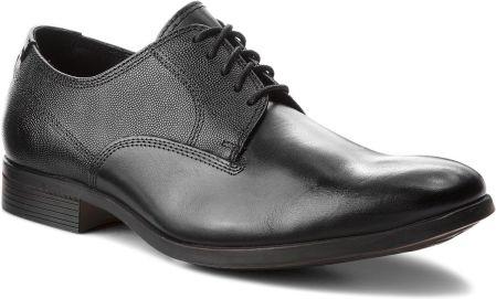 6bfb4183e128a7 Półbuty CLARKS - Bampton Lace 261253987 Tan Leather - Ceny i opinie ...