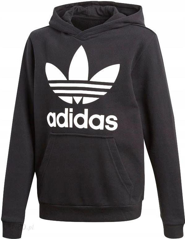 R. 164 Bluza Adidas Originals Hoodie CD6499 Czarna Ceny i opinie Ceneo.pl