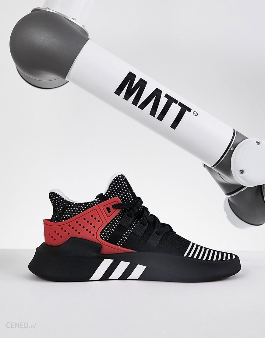on sale d6a5a 88469 Adidas Originals EQT Bask ADV Trainers In Black AQ1013 - Black - Ceneo.pl