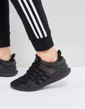 100% authentic 8ffa1 0ea4b adidas Originals EQT Support ADV In Black CP8928 - Black