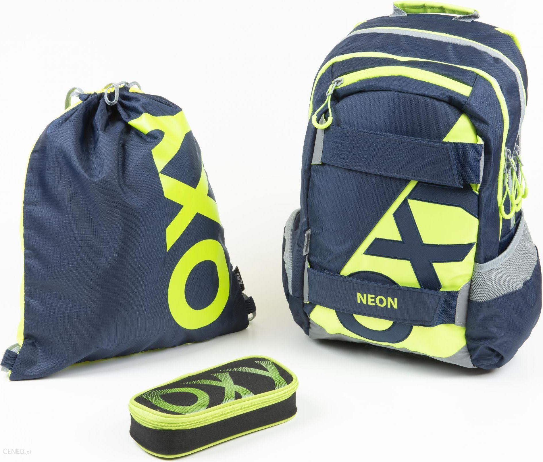 3dd5df728681f Karton P+P Zestaw Oxy Sport Neon Line - Ceny i opinie - Ceneo.pl