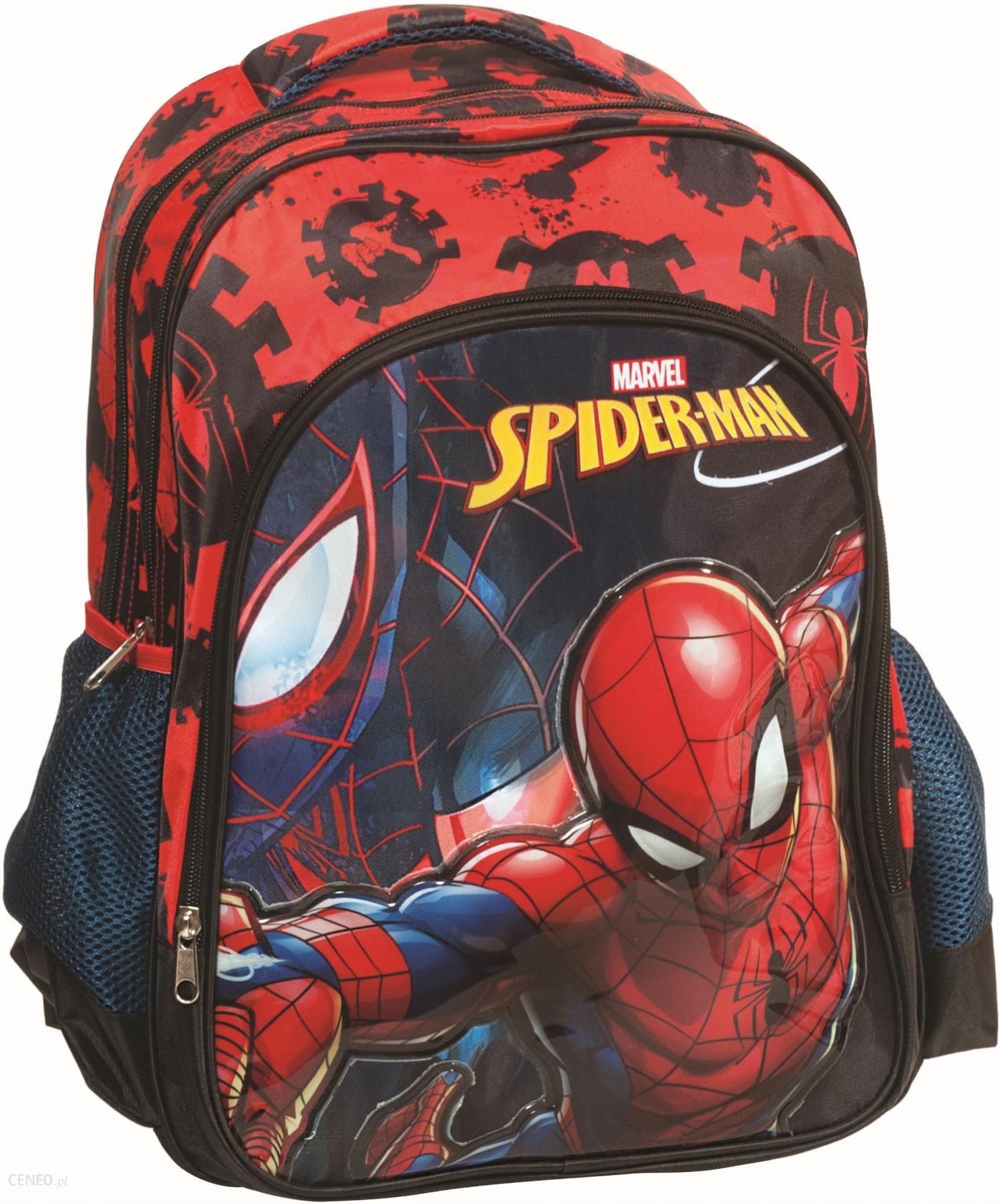 66ea75c796143 Gim Owalny Plecak Spiderman - Ceny i opinie - Ceneo.pl