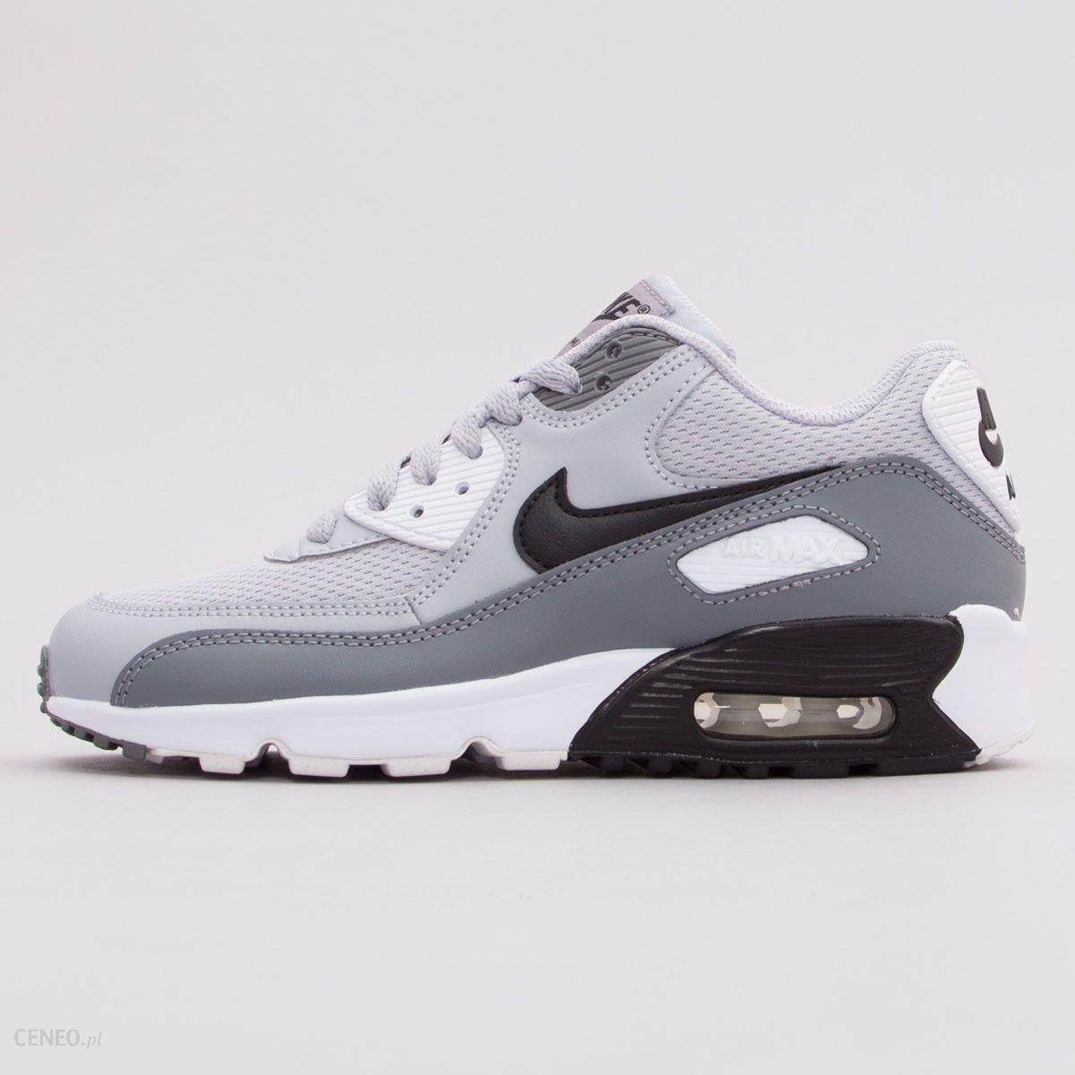 Nike Air Max 90 Mesh Gs 833418 100 37,5 Ceny i opinie Ceneo.pl