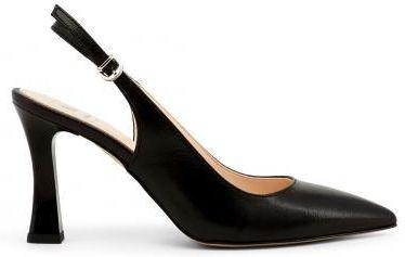 86fb406db7df38 ... skórzane sandały damskie szpilki czarny 39. Made in Italia MAGNOLIA. Kup  teraz