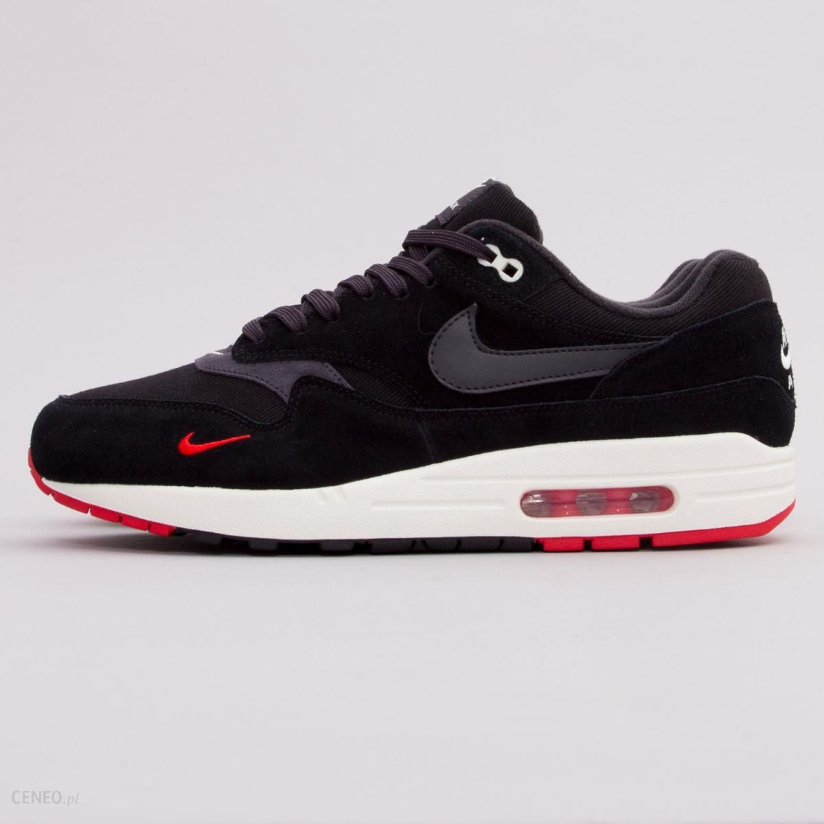 best sneakers c25b9 c5969 Nike AIR MAX 1 PREMIUM MINI SWOOSH 875844-007 - zdjęcie 1