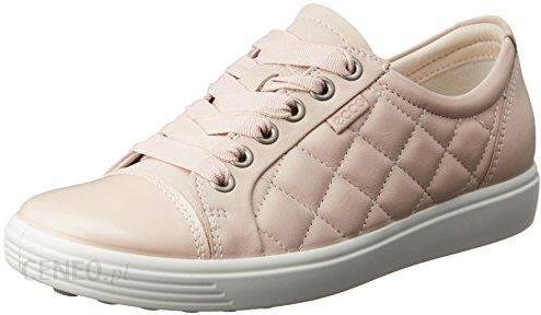5919303c Amazon Ecco damskie Soft 7 Ladies Sneaker, kolor: różowy (50366 rose dust/