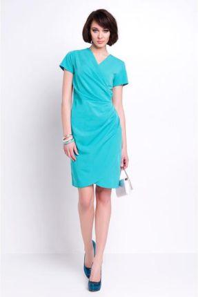 fed60408f0 Yoshe Sukienka z koronką 148 (beżowy) - Ceny i opinie - Ceneo.pl