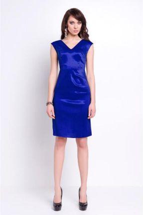f17084f6b6 NA-KD Asymetryczna sukienka kopertowa z falbaną - Ceny i opinie ...