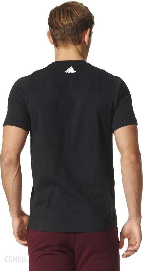 7b0ed122c16d6 Adidas Koszulka adidas ESS Linear Tee S98731 S98731 czarny XXL - zdjęcie 1