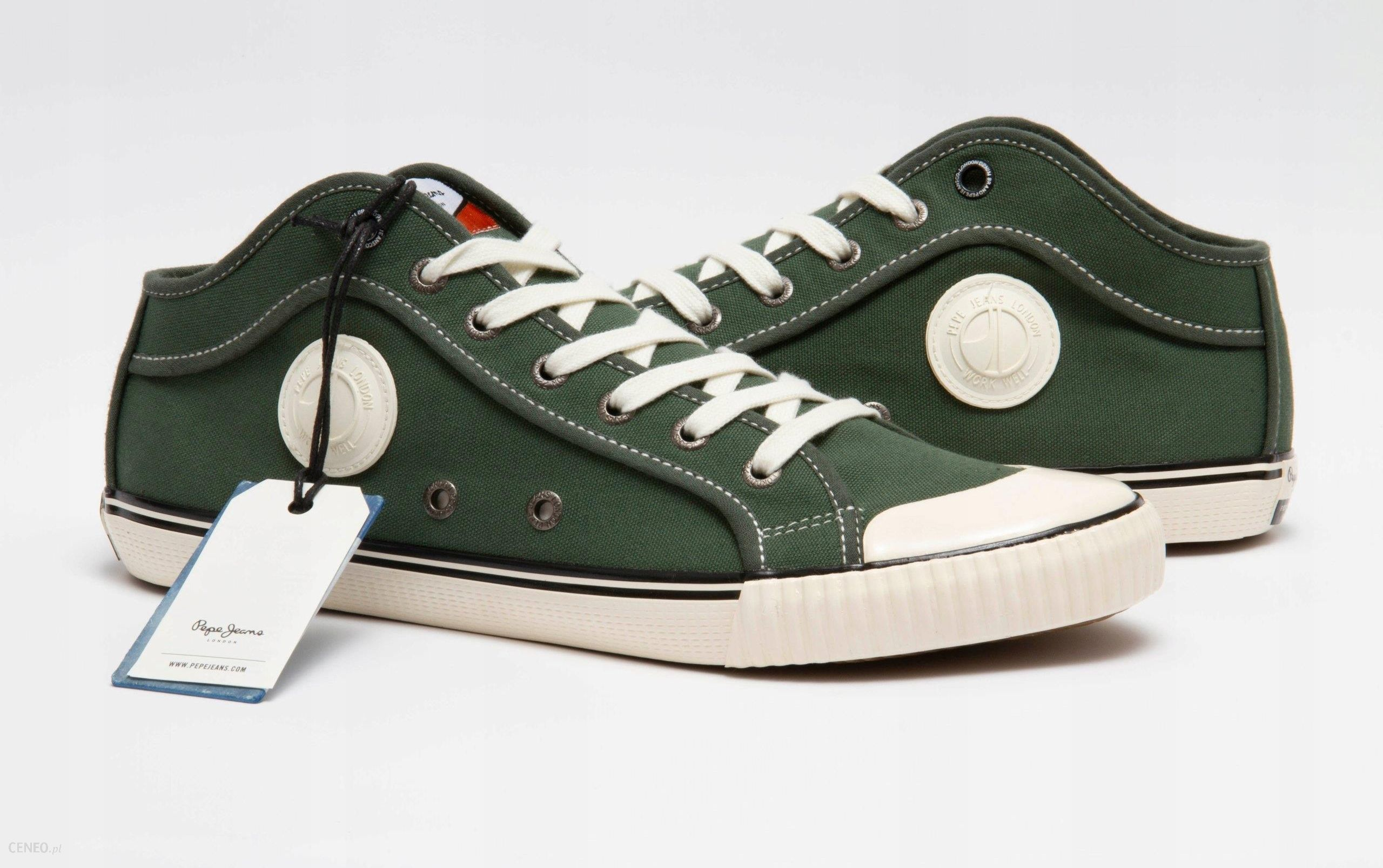 Trampki Pepe Jeans Industry 1973 PMS30429 43 Ceny i opinie Ceneo.pl
