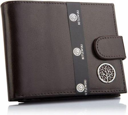 04774c2827758 Czarny klasyczny portfel męski Sanchez Czarny - Ceny i opinie - Ceneo.pl