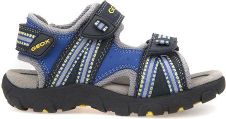 c8ccb0f5e12 Geox sandały chłopięce Strada 31 niebieski - Ceny i opinie - Ceneo.pl