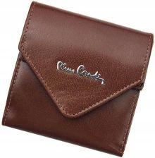 1275037748fd1 Mały portfel Skórzany Podkówka Pierre Cardin Skóra