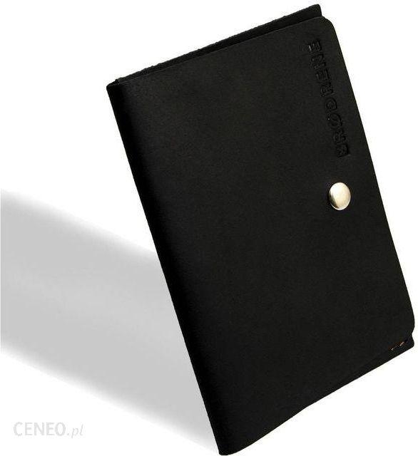 e1295febd238 Cienki portfel na karty i dokumenty Brodrene czarny - Ceny i opinie ...