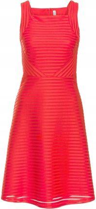 8cf1ef96f Gabrielle by Molly Bracken BOW DETAIL SWING DRESS Sukienka ...