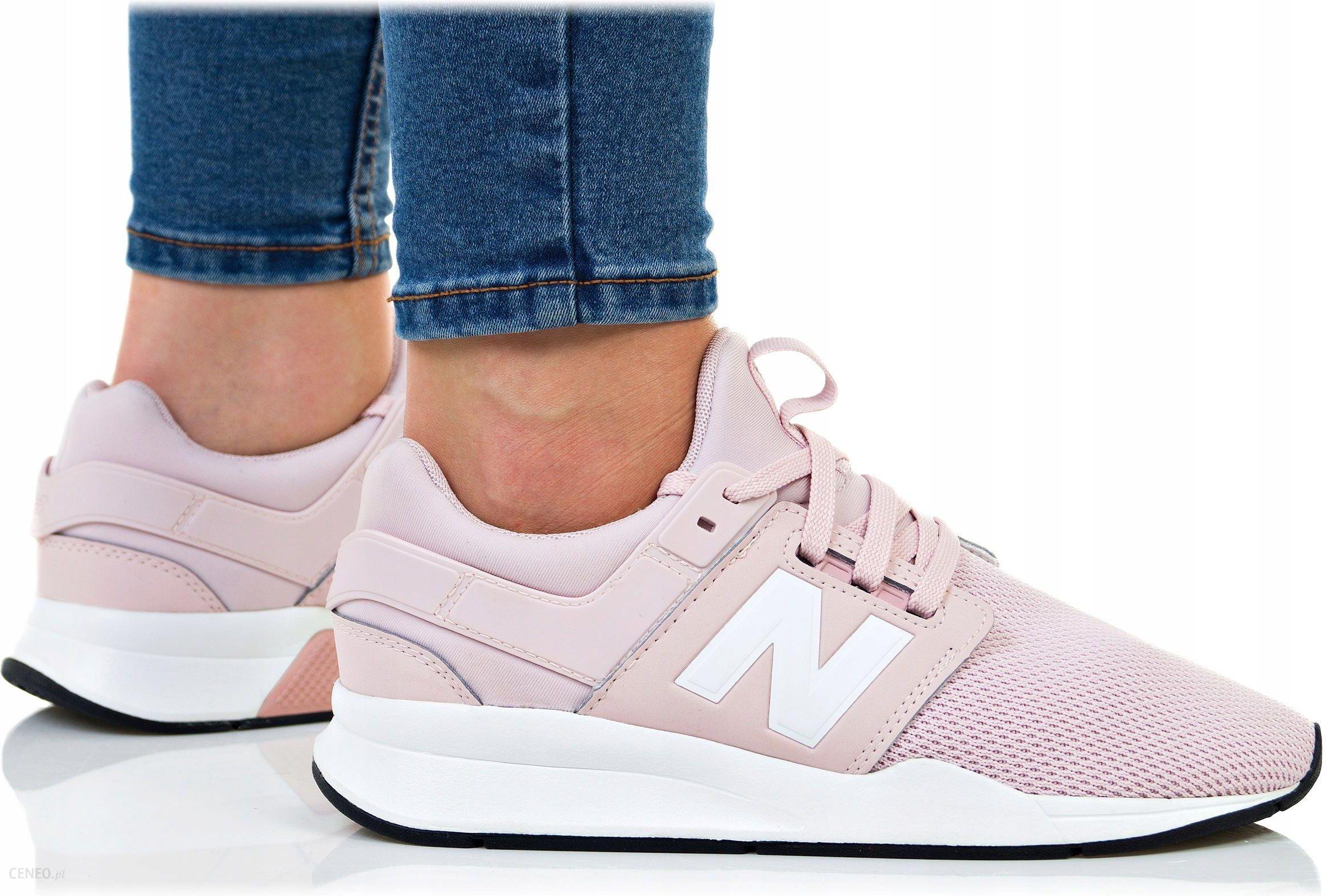 sklep w Wielkiej Brytanii najwyższa jakość różne wzornictwo Buty New Balance Damskie 247 KL247TSG Różowe - Ceny i opinie - Ceneo.pl