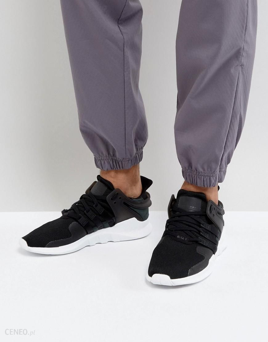 Adidas Originals EQT Support ADV Trainers In Black CP9557 Black Ceneo.pl