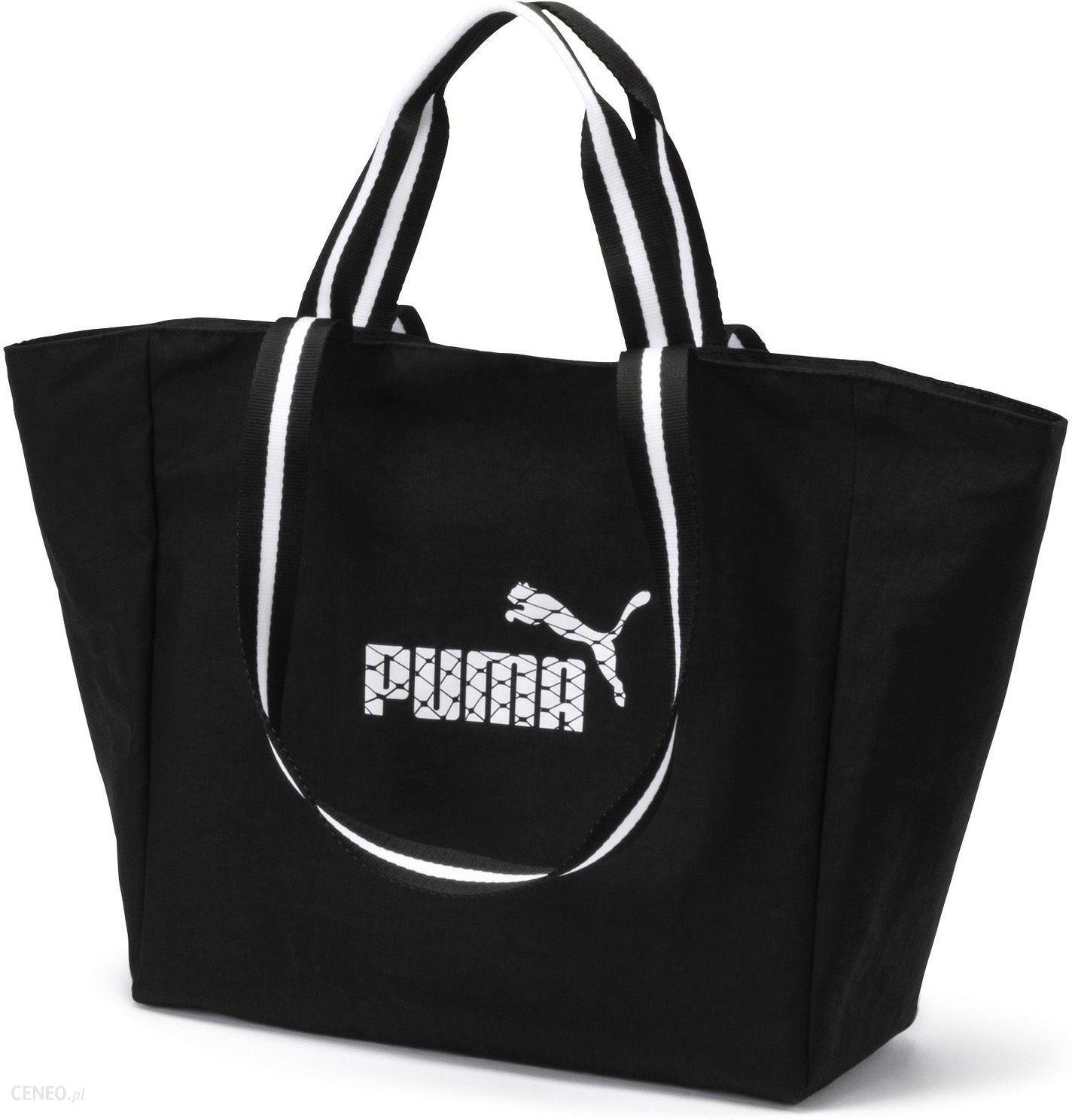 1ef14a23b4d38 Zdjęcie Torba Core Large Shopper Wmn s 16L Puma (czarna - Bielsko-Biała