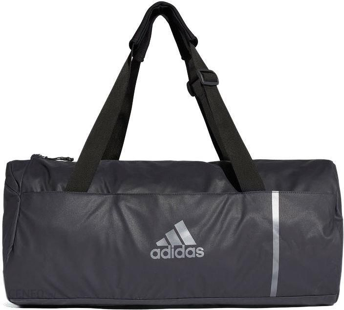 e1006dd7996fc Torba Training Convertible Duffel M 40L Adidas (czarna) - Ceny i ...