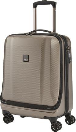 6551dcbffb3a8 Średnia walizka PUCCINI EM-50680 B czerwona - czerwony - Ceny i ...