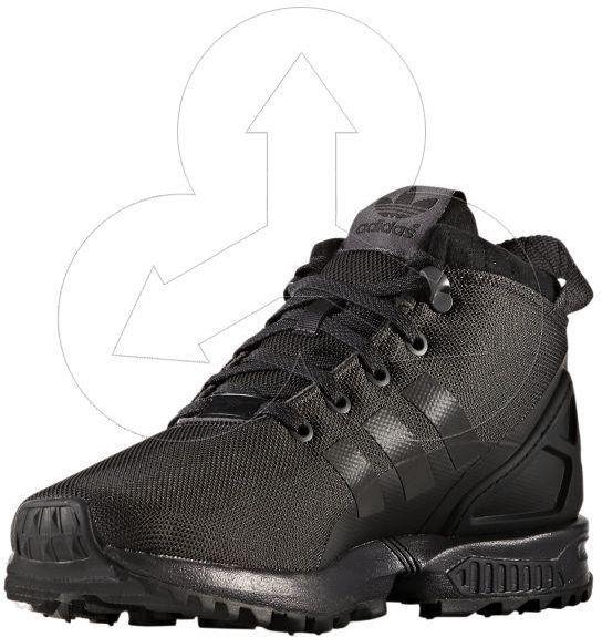 the latest low price sale unique design Buty trekkingowe Adidas Zx Flux Winter 5/8 By9432 - Ceny i opinie - Ceneo.pl