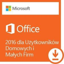 Microsoft Office Home and Business 2016 Win PL ESD (MSESD01)