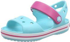 1bd21e7bcbb Amazon Crocs unisex dziecięce crocband Sandal Kids Römer SAN  tłuszczakowatością - niebieski - 23 24