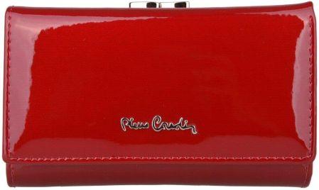 5f45cc77f9996 Portfel Damski Pierre Cardin Skórzany Czerwony w Liście 115 - Ceny i ...