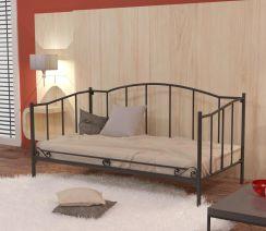 Lak System łóżko Metalowe 120x200 Wzór 18 Stelaż