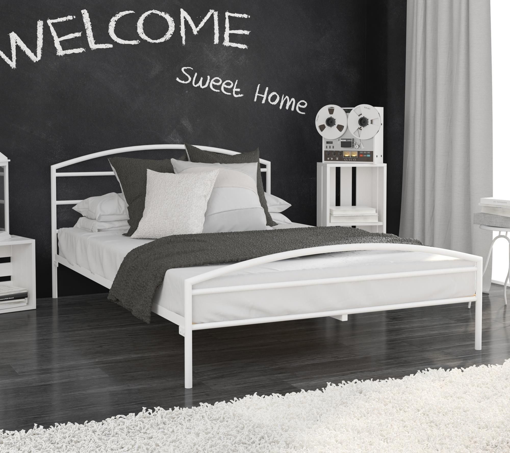 Lak System łóżko Sypialniane 100x200 Wzór 19 Stelaż