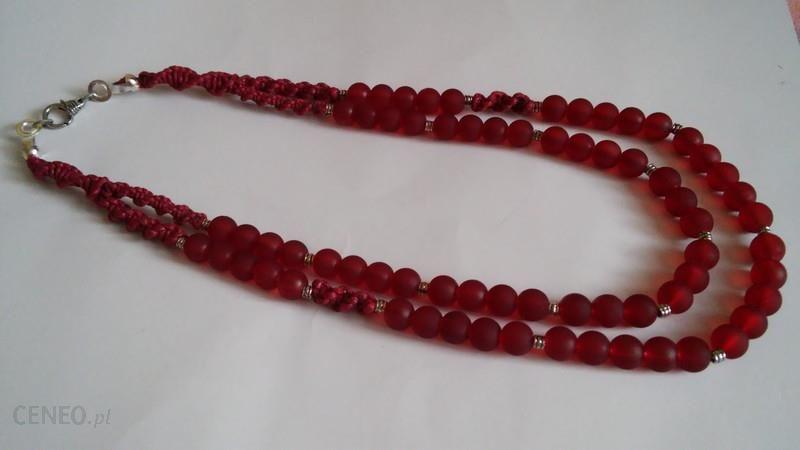 ba7368ba510905 Galeria Vezzo Czerwone korale 98148835 - Ceny i opinie - Ceneo.pl
