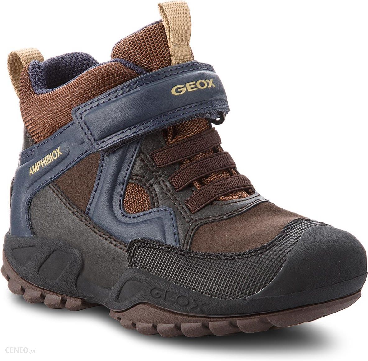 tono Imperio Inca Sábana  Sneakersy GEOX - J N.Savage B.B Abx A J841WA 011BC C0947 M Brown/Navy -  Ceny i opinie - Ceneo.pl