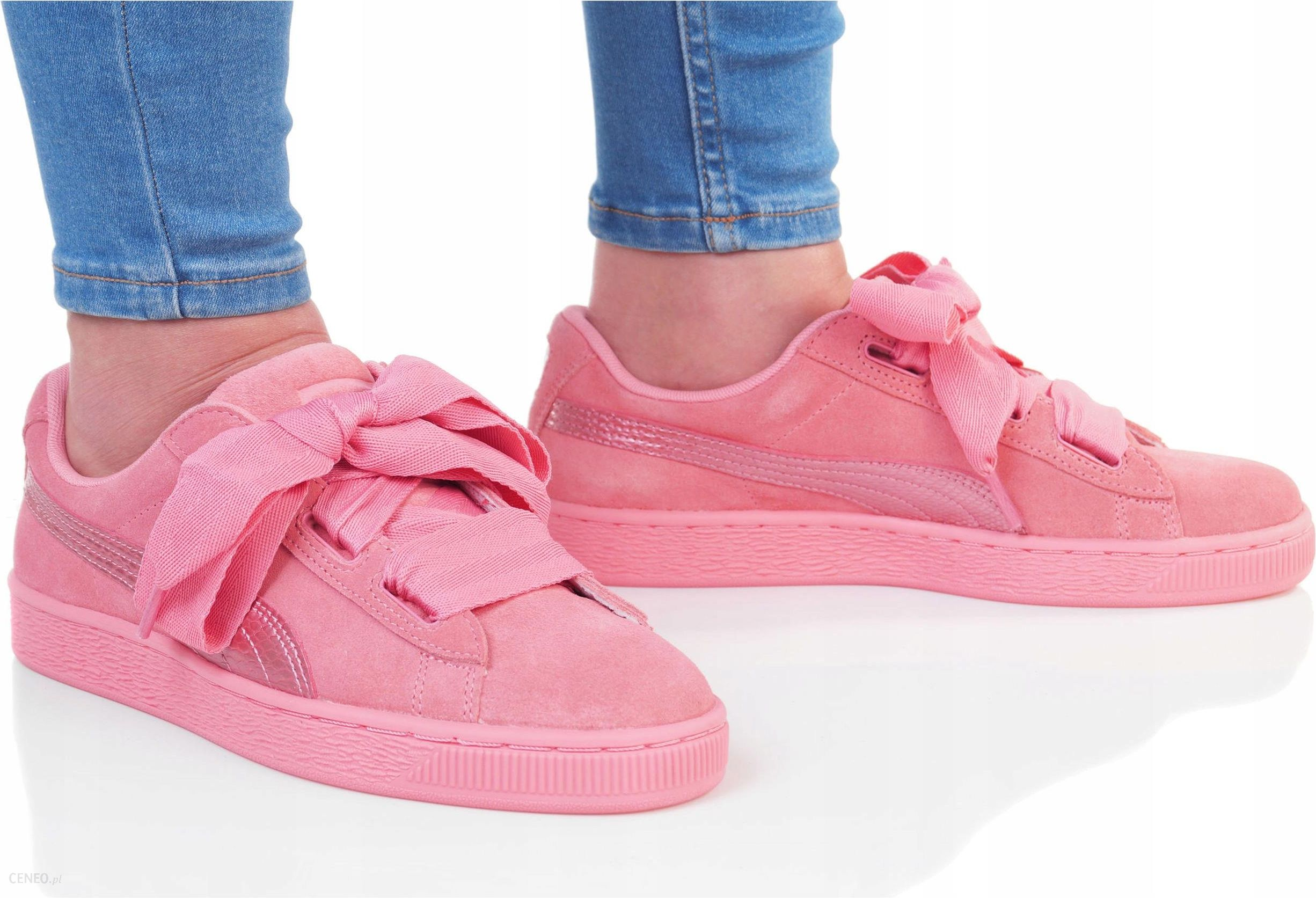 3aa313c4d Puma Suede Heart Snk Jr 364918 05 R. 38.5 - Ceny i opinie - Ceneo.pl