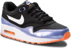 pretty nice 18f75 f7d3c Buty NIKE - Air Max 1 (GS) 807605 003 Black White Twilight eobuwie