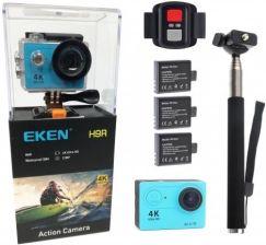 Kamera Eken H9R 4K niebieski