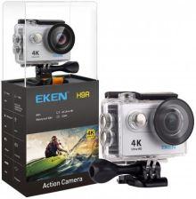 Kamera Eken H9R 4K WiFi srebrny