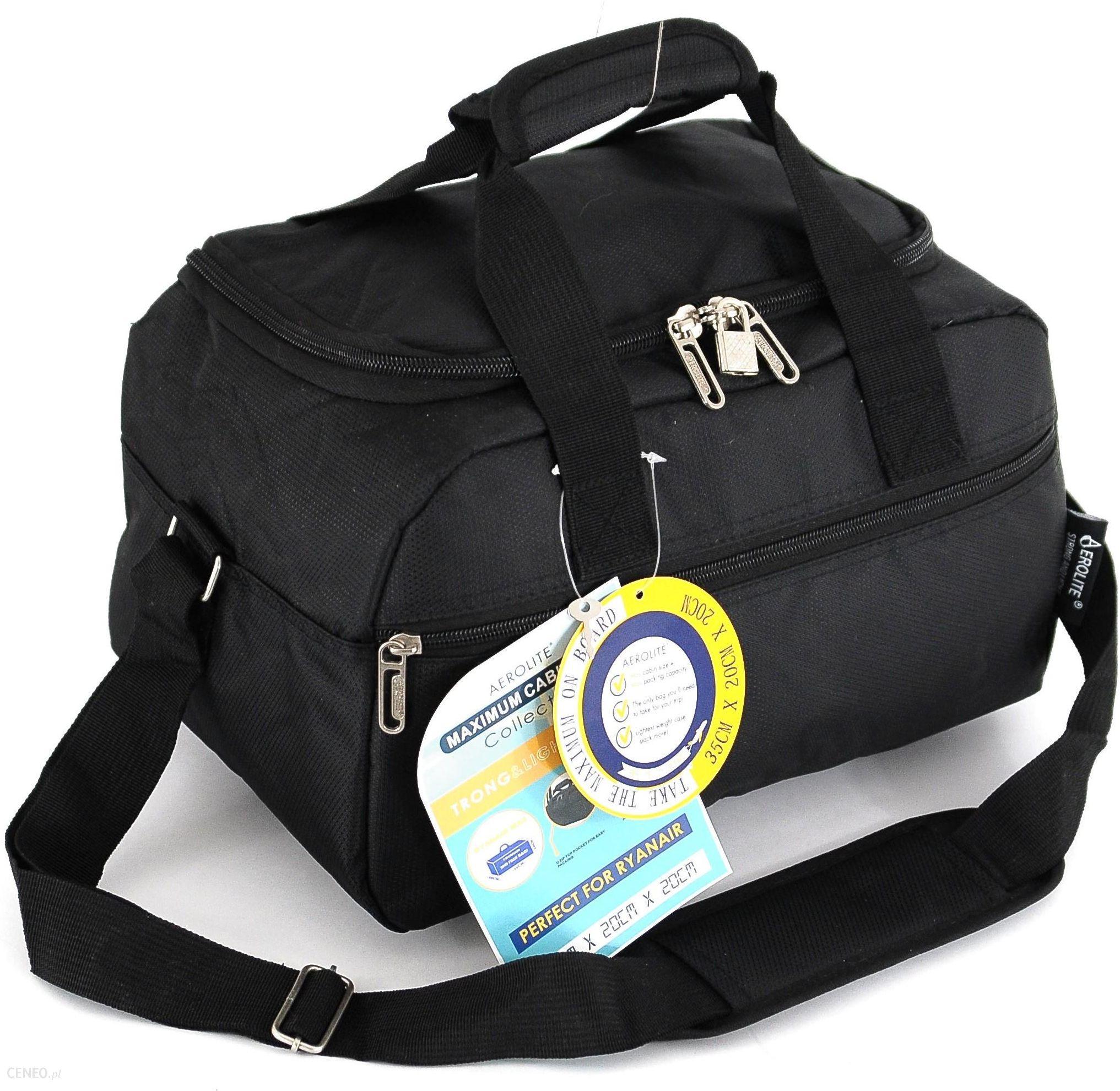 c2cd22d3c3a69 Torba na Ramię bagaż podręczny 35x20x20 Ryanair - Ceny i opinie ...