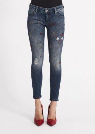 41221928 Big Star Spodnie Jeans Damskie Adela 489 W28L32