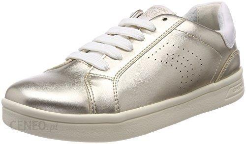hot sale online 5ddea 03393 Amazon Geox dziewcząt J djrock Girl A Sneaker - złoto - 30 EU