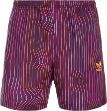 d6e09e5524ee4 adidas Originals Warped Stripe Kostium kąpielowy Fioletowy L