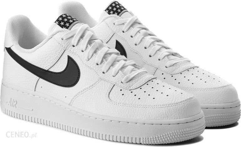 Buty Męskie Sportowe Nike Air Force 1 07 Białe 44 Zdjęcie